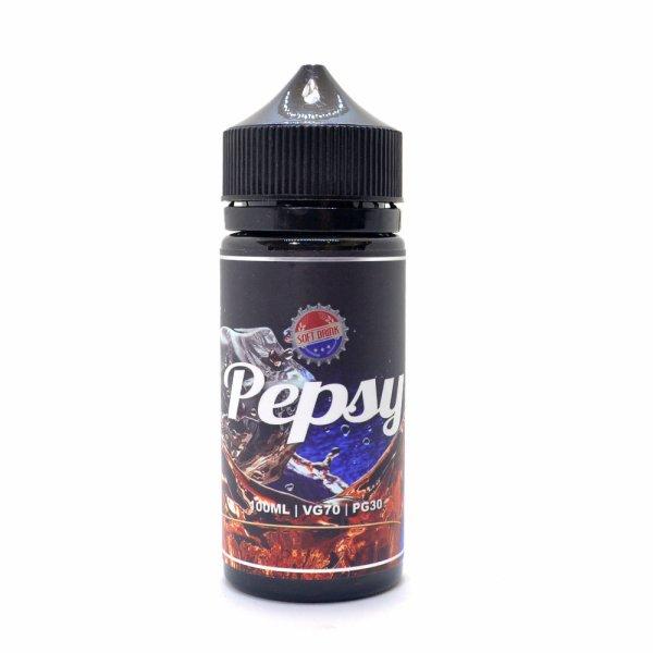 画像1: 【E-リキッド】Soft Drink - Pepsy 100ml ( ソフト ドリンク ペップシー ) (1)